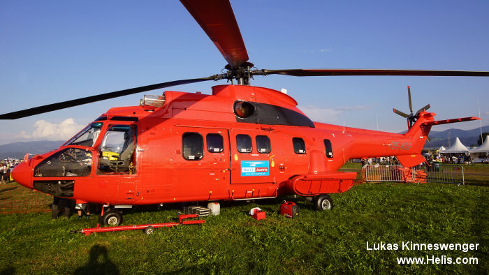 Eurocopter AS332L1 Super Puma c/n 2407