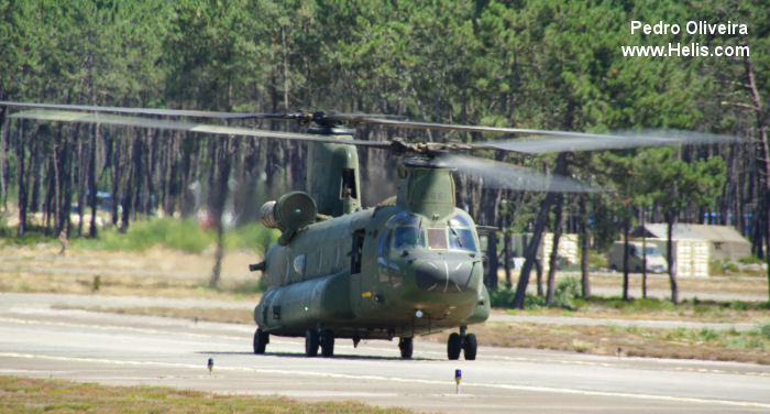 Boeing CH-47D Chinook c/n M.3661