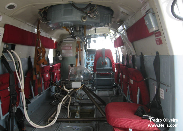 Russian Helicopters Ka 32a11bc Helicopter Database