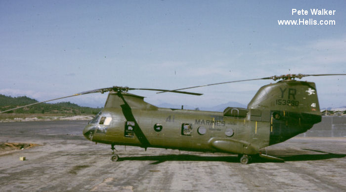 CH-46 Sea Knight Vietnam War