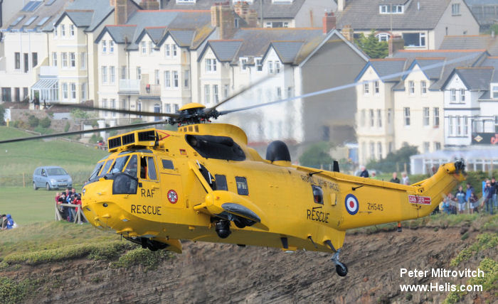 Westland Sea King HAR.3A c/n wa1011