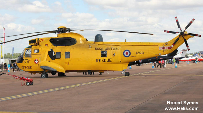 Royal Air Force sea king