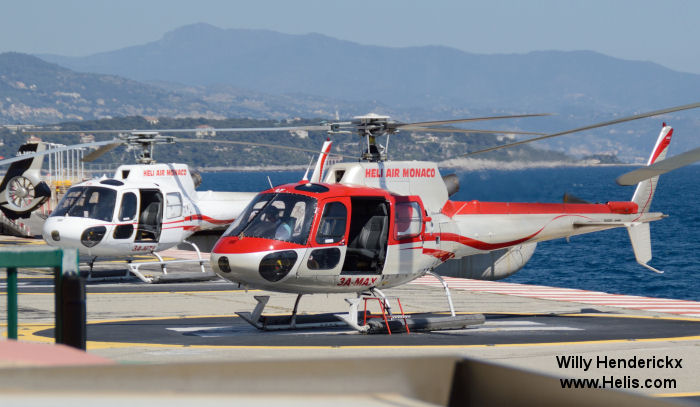 Aerospatiale AS350B Ecureuil c/n 1794