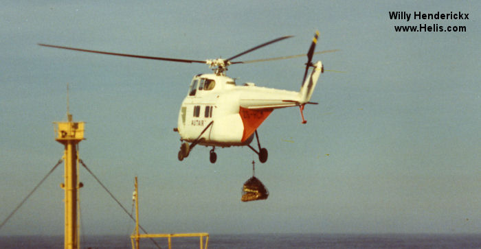 Autair Helicopters S-55C