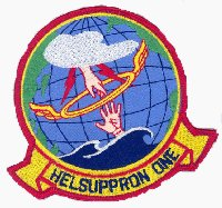 Helicopter Combat Support Squadron ONE