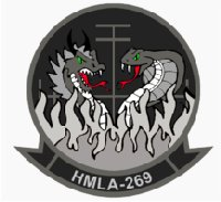 Marine Light Attack Helicopter Squadron 269
