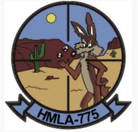 Marine Light Attack Helicopter Squadron 775