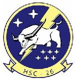 Helicopter Sea Combat Squadron Two Six