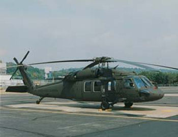 Two contracts worth more than $221M to Sikorsky to provide a total of 30 Black HAWK helicopters to Colombia by the end of 2001