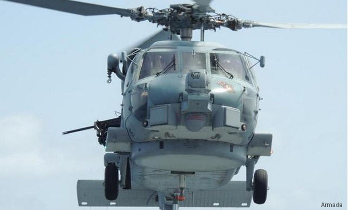 Spain ordering six new Sikorsky SH-60B Seahawks plus upgrades to the six already in use by the Spanish Navy