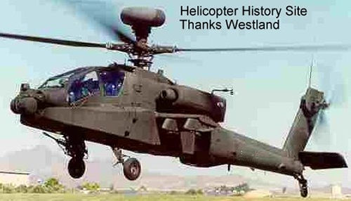 The maiden flight of the first production Apache built by GKN Westland Helicopters at its Yeovil facility was achieved on July 18, 2000