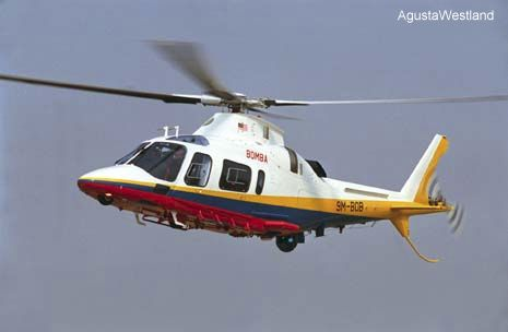 Two A109E Power helicopters enter service with the Malaysian Fire Department (Bomba)