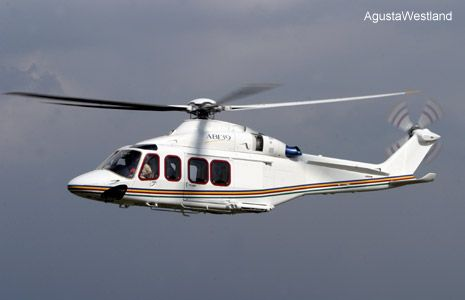 Handover Of The First Namibian AB139 Helicopter