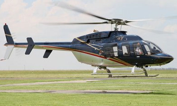 Bell announced sell of the 600th Bell 407 helicopter during HAI 2004. Will be used for VIP transport in South Africa