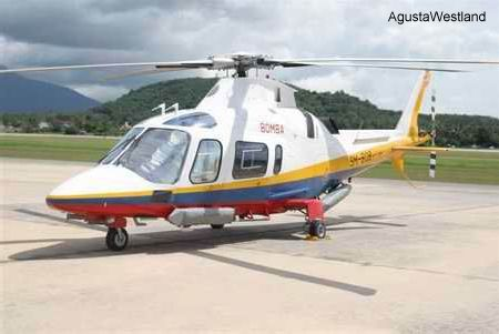 AgustaWestland Congratulates The Fire & Rescue Department Of Malaysia