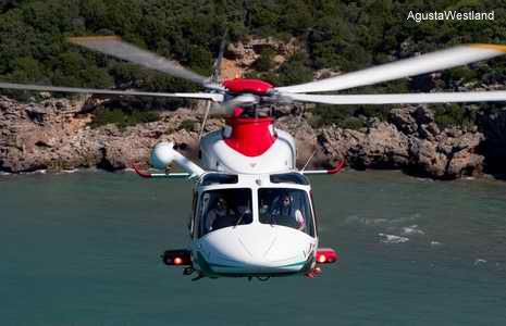Sasemar, the Spanish Marine Safety Agency, orders three AB139 medium-twin helicopters in Search and Rescue (SAR) configuration.