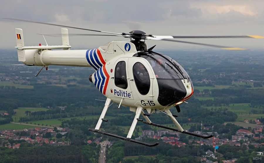 MD Helicopters announced its fleet of NOTAR helicopters (MD520N, MD600N and Explorer) have clocked more than 670,000 flight hours since introduction in 1991