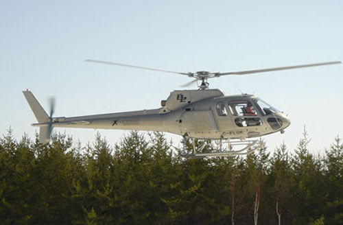 New Zealand Airwork (NZ) signs representation agreement for Honeywell powered Soloy AS350SD2 conversion product line