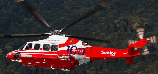 AgustaWestland Delivers The 100th AW139