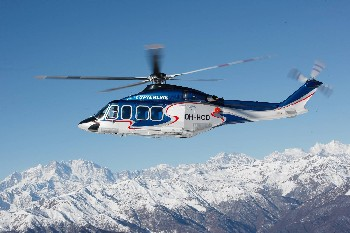 Copterline Takes Delivery Of Its First AW139 Helicopter