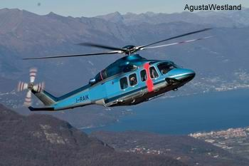 Tokyo Metropolitan Police Orders Its Second AW139 Helicopter