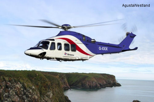 Bristow Group Inc. Signs An Agreement For Three AW139s