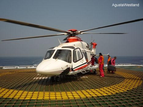 Petroleum Air Services Orders Two AW139 Helicopters