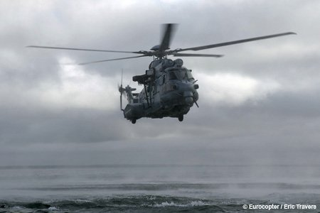 French Defense Ministry orders two Eurocopter EC225 helicopters for search and rescue missions