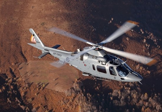 AgustaWestland Completes the First AW109 LUH/LOH Operators Conference