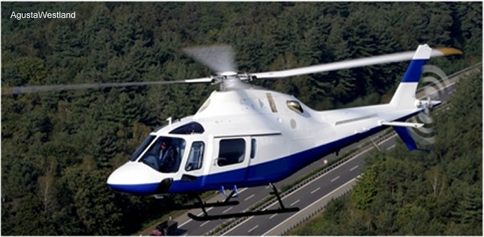 Brazilian State of Goiás Orders Three AW119Ke Helicopters