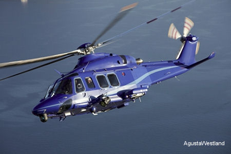 AgustaWestland Awarded Contract by the Maryland State Police Aviation Command