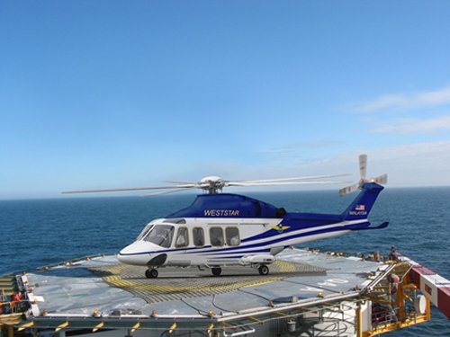 Weststar Aviation Services from Malaysia ordered 9 AW139