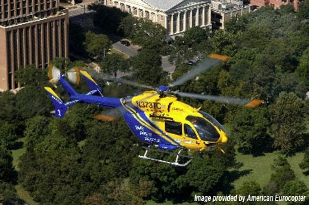 Travis County STAR Flight Places Third EC145 into Service