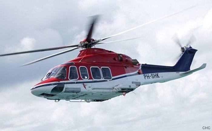 CHC, largest AW139 operator worldwide with 25 units in service and more on order, announced their fleet is the first to achieve the milestone of 50000 flying hours