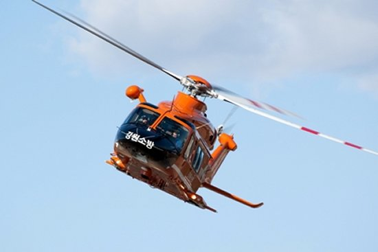 South Korean Government Orders an AW139 Fire Fighting Helicopter