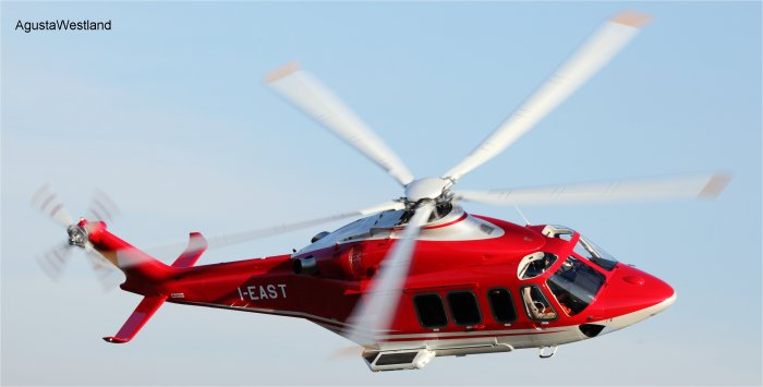 Qinghai Zhonghao Natural Gas Chemical Co., Ltd. Orders Two AW139 Helicopters