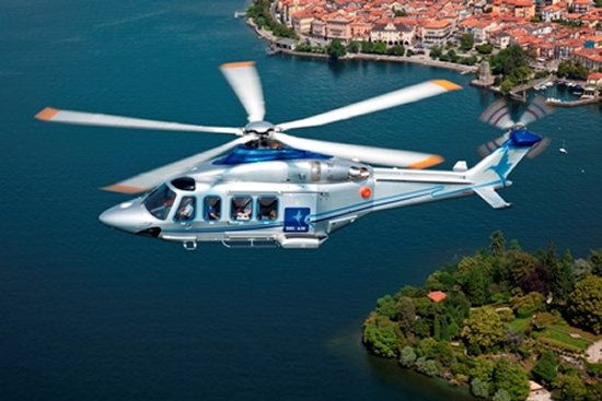 Portugal-based company, OMNI Group,  ordered three AW139 to be used in offshore transport missions