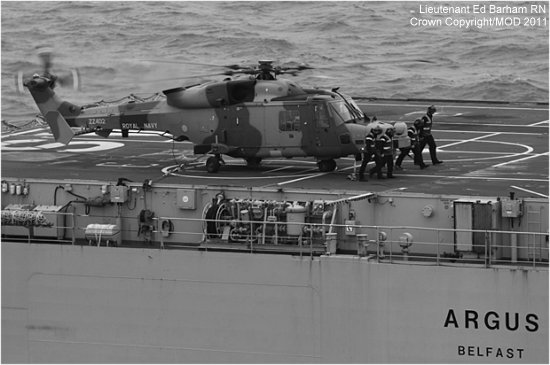 Navy s new Wildcat makes first landing at sea