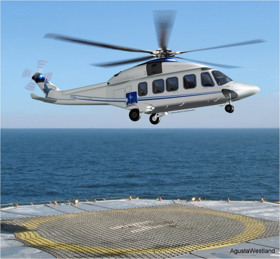 Bel Air Signs Contract for Two AW189 Helicopters