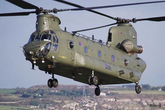 Boeing UK has begun flight testing the first Chinook Mk4 helicopter for the Royal Air Force (RAF) under Project Julius