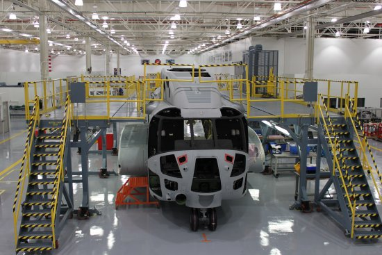 CH-53K Helicopter Systems Engineering Team Receives DoD Top 5 Programs Award