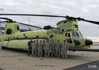 Last MH-47G delivered