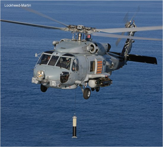 Lockheed Martin Solicits for Australian Industry Partnership on MH-60R Helicopter