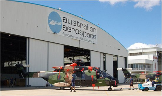 Australian Aerospace Continues to Deliver MRH90