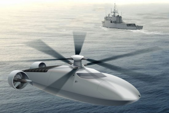 BAE Systems and AVX Aircraft Company Join to Compete for US Navy Medium Range Maritime Unmanned Aerial System Program