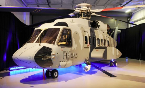 "S-92  ""Legacy of Heroes"" Demo Tour Begins"