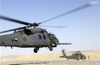 Air Force officials announce helicopter acquisition strategy