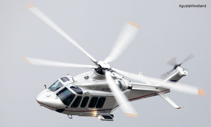 Russia to Deploy AW139s for Special Security Duties
