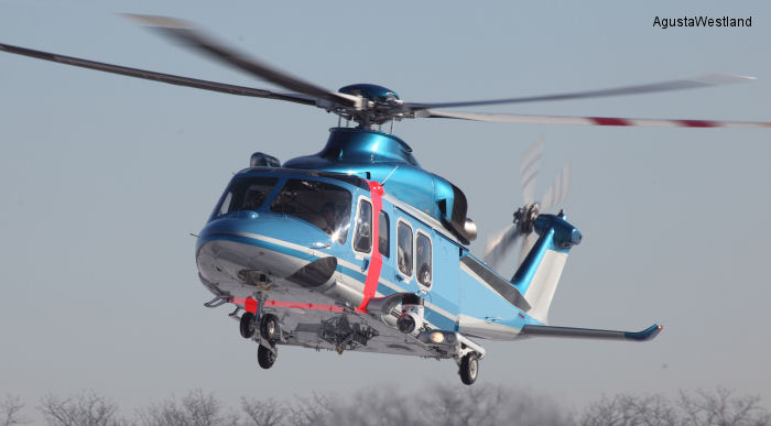 Two More AW139s Ordered for the  Japan National Police Agency