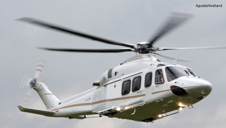 Kaan Air Signs For One More AW169 and AW139  For VIP/Corporate Transport
